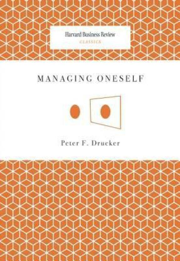 Managing Oneself summary