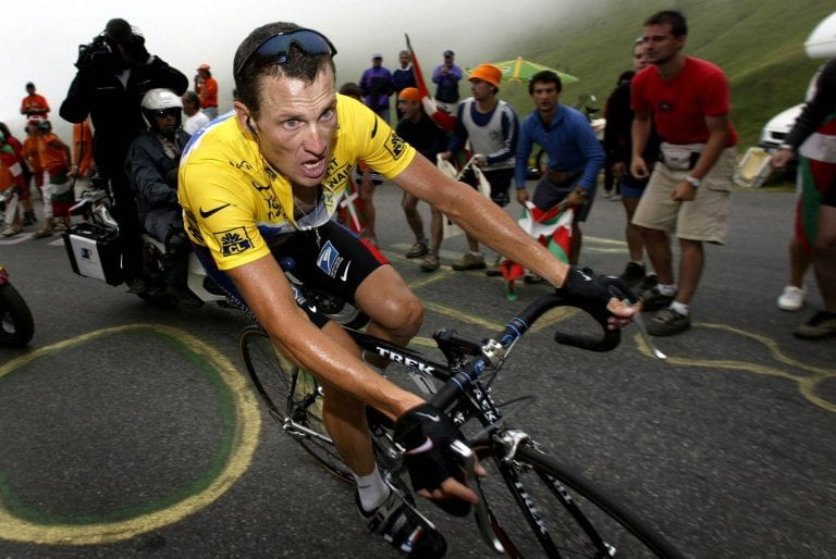 Lance Armstrong's inspiring Story, A Cancer Survivor And Fighter