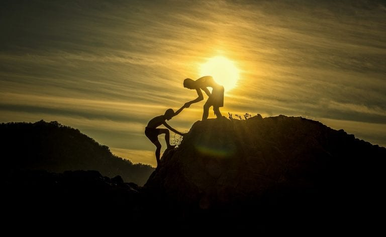Why Helping Others Can Also Help You