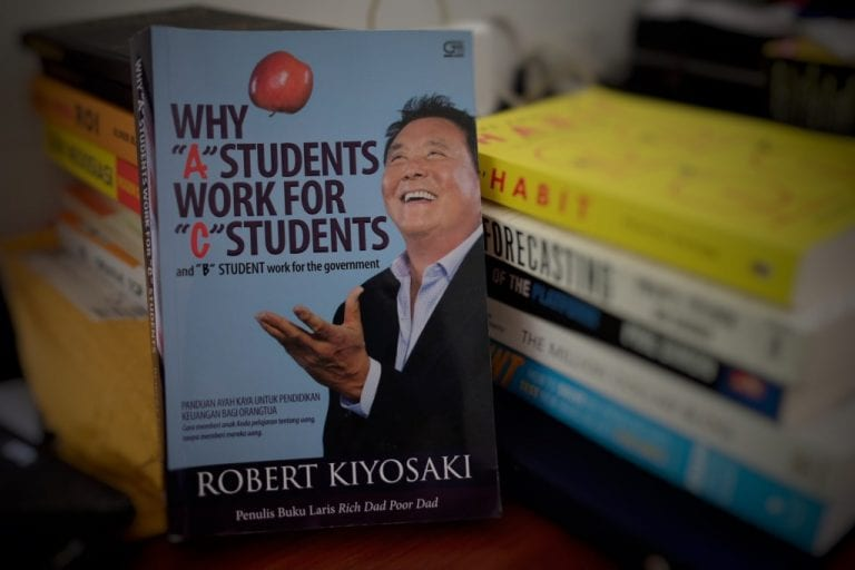 "Why ""A"" Students Work for ""C"" Students and Why ""B"" Students Work for the Government Summary"