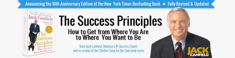 The Success Principles Summary By Jack Canfield