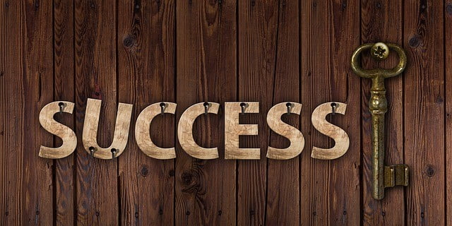 stay confident: Always understand that success is not owned