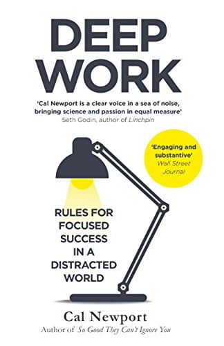 Deep Work- Rules for Focused Success in a Distracted World