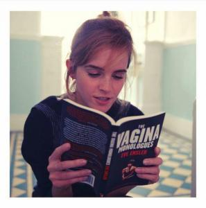 Emma Watson - Top 5 Hollywood Celebrities Who Love Reading Books