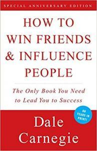 Top 10 Self Development Books-How to Win Friends & Influence People