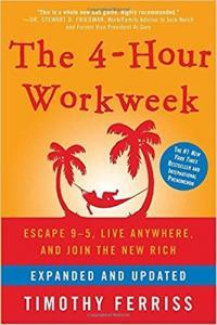 Top 10 Self Development Books-The 4-Hour Work Week