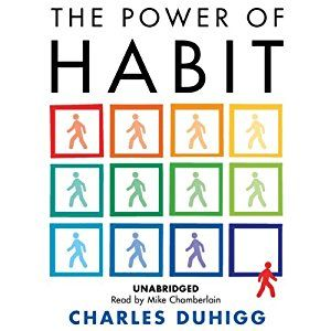 Top 10 Self Development Books-The power of Habit