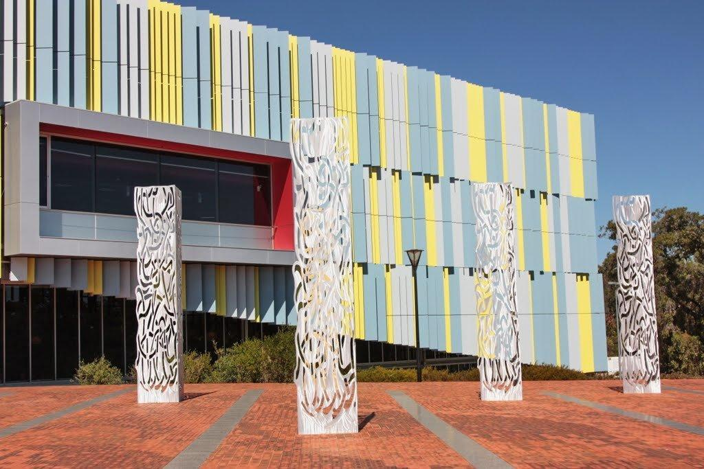 EDITH COWAN UNIVERSITY LIBRARY - JOONDALUP, AUSTRALIA