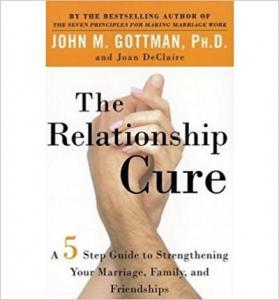 The Relationship Cure - Top 10 Relationship Books For Singles