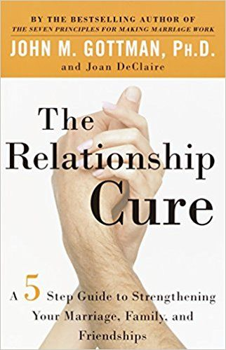 The Relationship Cure Summary