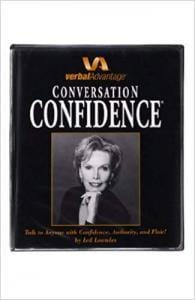 Conversation Confidence Book Summary