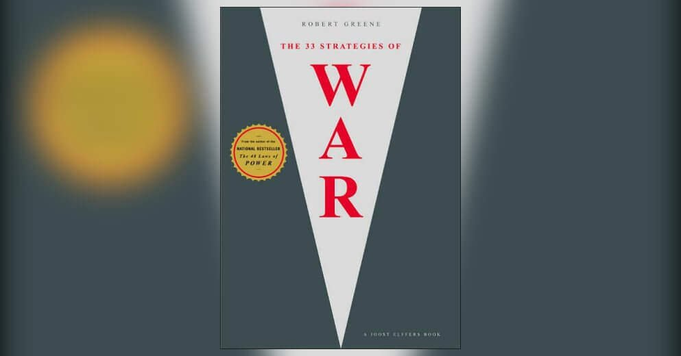 The 33 Strategies Of War Summary - Review - header