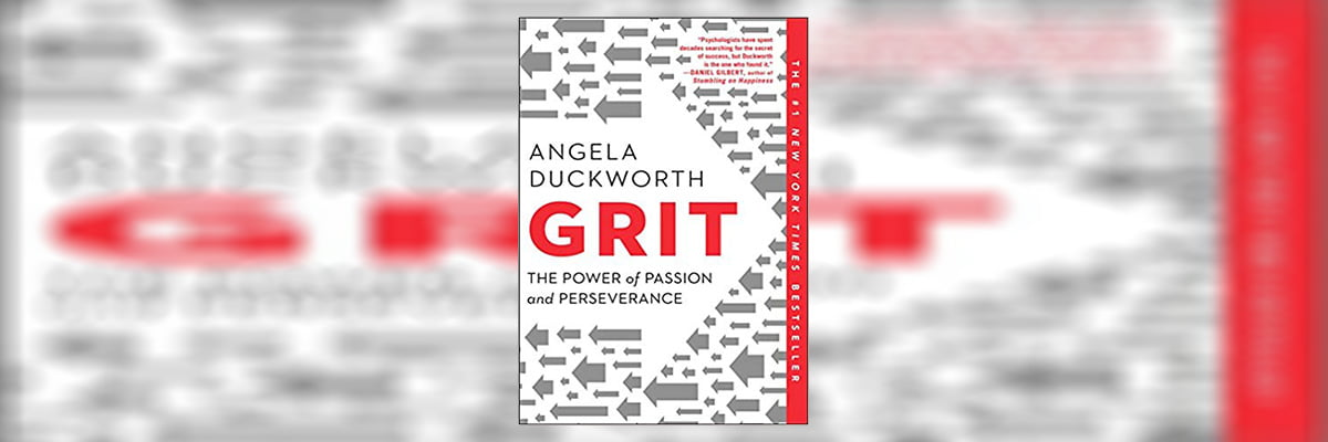 Grit Book Summary