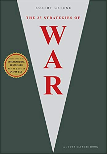 The 33 Strategies Of War Book