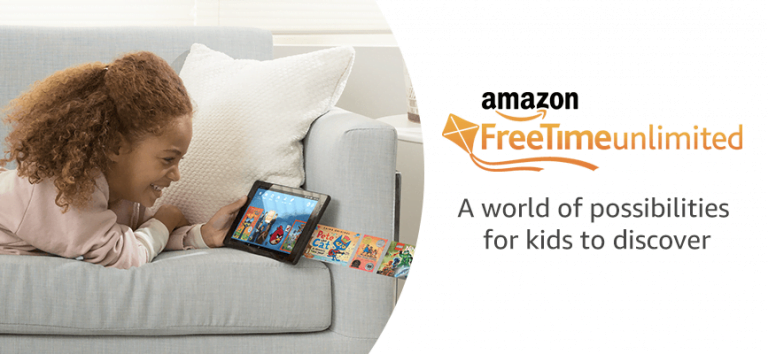 Amazon Freetime Unlimited Review
